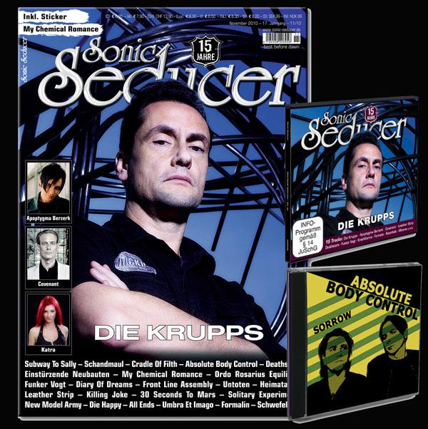 Sonic Seducer Cover BOTB 2010