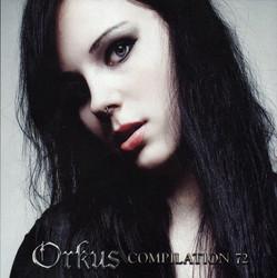 Orkus Compilation 72 Cover